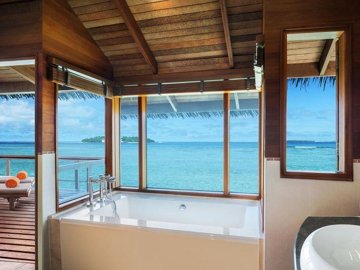 Sheraton Full Moon Resort - luxury bath