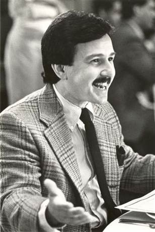 Bruno Kirby - (b April 28, 1949 - died August 14, 2006) he was 57 years old - due to leukemia. He was born in New York