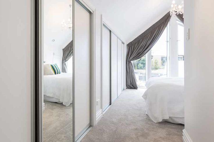 Whisper sliding doors // Innovative Interiors