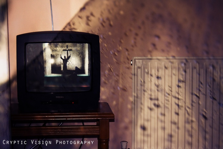 # strange T.V. 2. By www.crypticvisionphotography.com