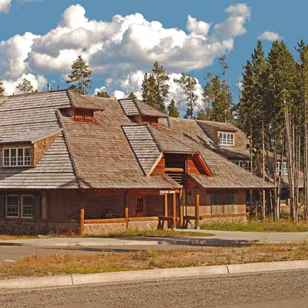 59 best yellowstone national park images on pinterest for Yellowstone log cabin hotel