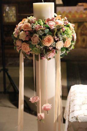 Στολισμός γάμου στην Αγία Τριάδα στη Ν.Κηφησιά