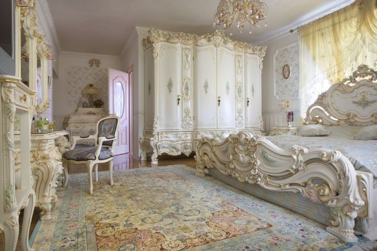 1000 ideas about baroque bedroom on pinterest modern for Chambre style baroque