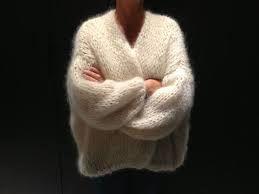Bernadette vest, met overzicht welk garen, hoeveel draden en welke naalddikte