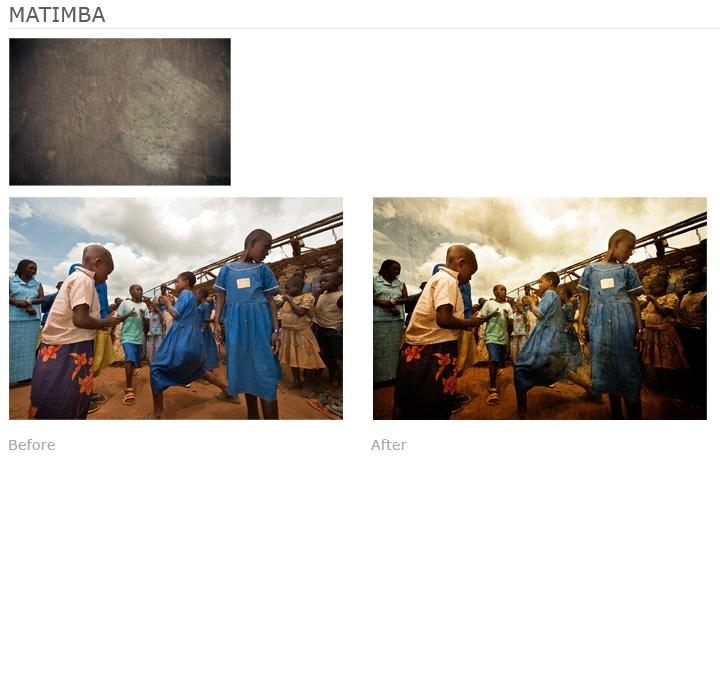 Easy way to turn a photo into artwork!    Kubota Texture Tools - Earth Pak for Photoshop with Bor-Tex DASHBOARD | Kubota Image Tools Store