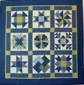 Quilting Lessons for the Beginner...Learn How to Quilt for beginners quilters