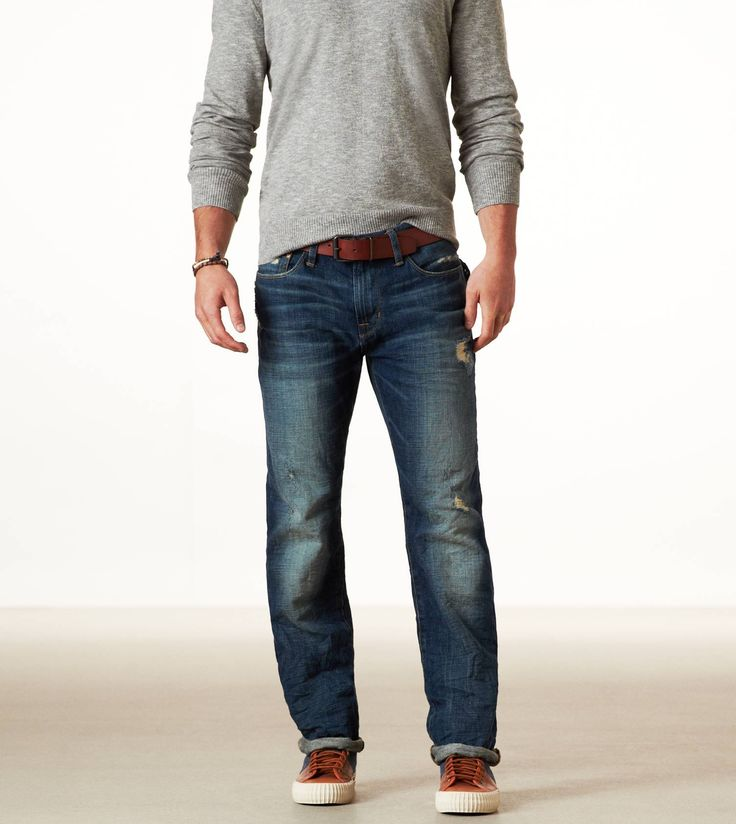 American Eagle Slim Jeans For Men | www.imgarcade.com ...
