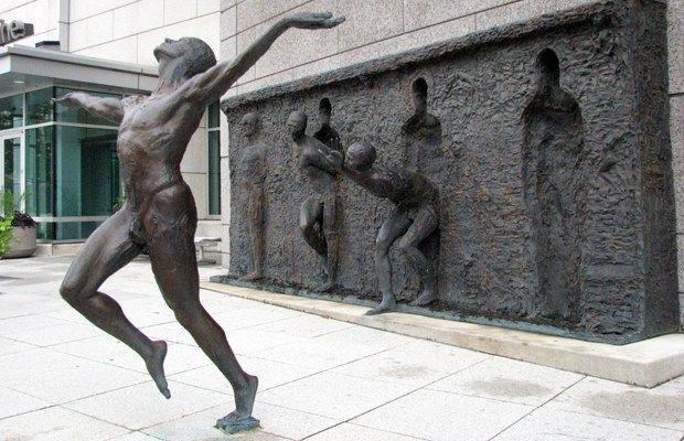 Escultura Libertad – Filadélfia, Estados Unidos