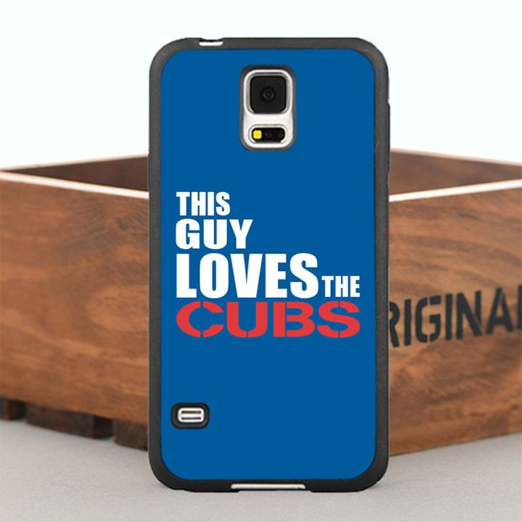 This Guy Loves the Cubs