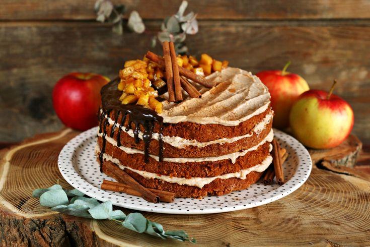 A legkirályabb fűszeres almatorta! • Fördős Zé Magazin