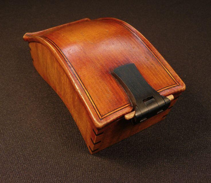 Cello Box - Reader's Gallery - Fine Woodworking
