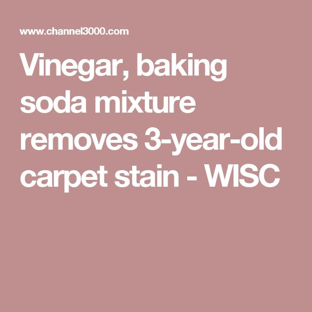 17 Best Ideas About Carpet Stain Removal On Pinterest