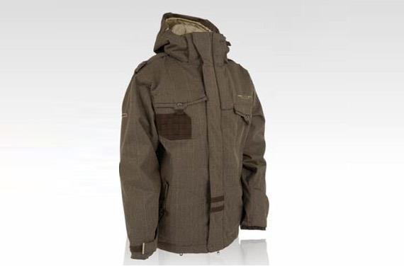 Прокат куртка лыжная