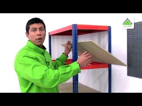 Cómo montar tu taller en casa (Leroy Merlin) - YouTube