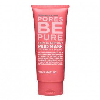 Formula 10.0.6 Skin Clarifying Mud Mask 100 mL