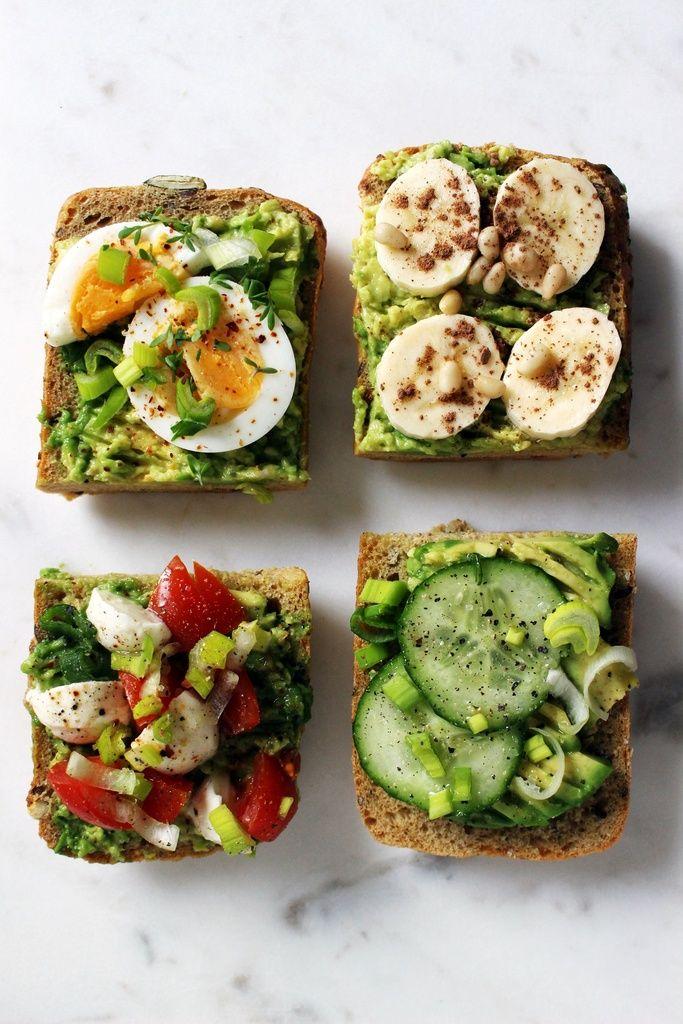 die besten 25 avocado auf brot ideen auf pinterest avocado brot salat rezepte croutons und. Black Bedroom Furniture Sets. Home Design Ideas