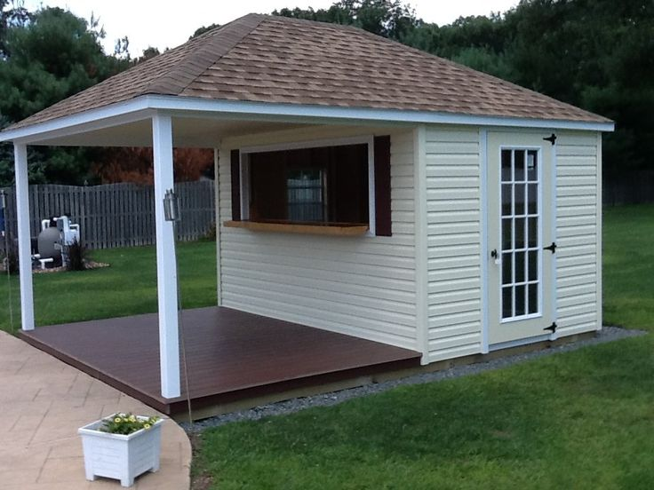 29 best images about sheds and storage on pinterest for Garden shed bar