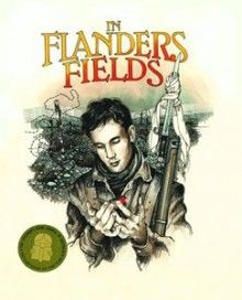 Book Cover:  In Flanders Fields