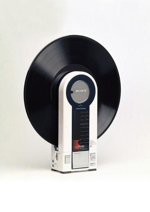 Sony, Record player Flamingo PS-F9, 1982