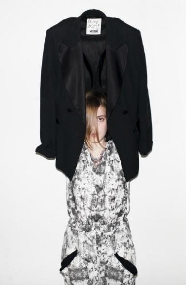 photo: Kuba Dąbrowski styling: Monika Kucel model: Francesca