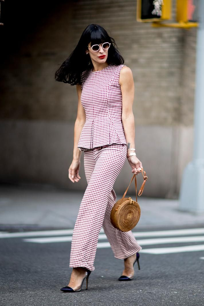 Die beste Street Style aus der New York Fashion Week Frühjahr 2018 4