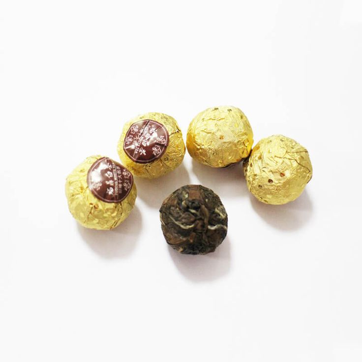 Cooked Mature White Tea Balls //Price: $22.99 & FREE Shipping //     #TeaLeaves #Anticancer #GreenTea #PositiveVibes #Unwind #Chai #Tealife #ChineseTea #Herbal #Home #Drink #TeaSmarter