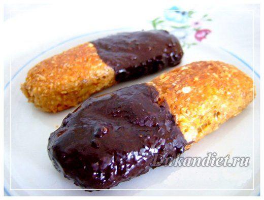 Čokoládové tyčinky   Dukanova dieta
