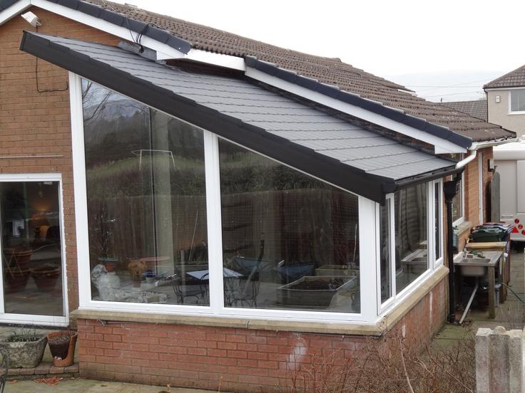 Contemporary lean to design garden room pinterest for Lean to garden room