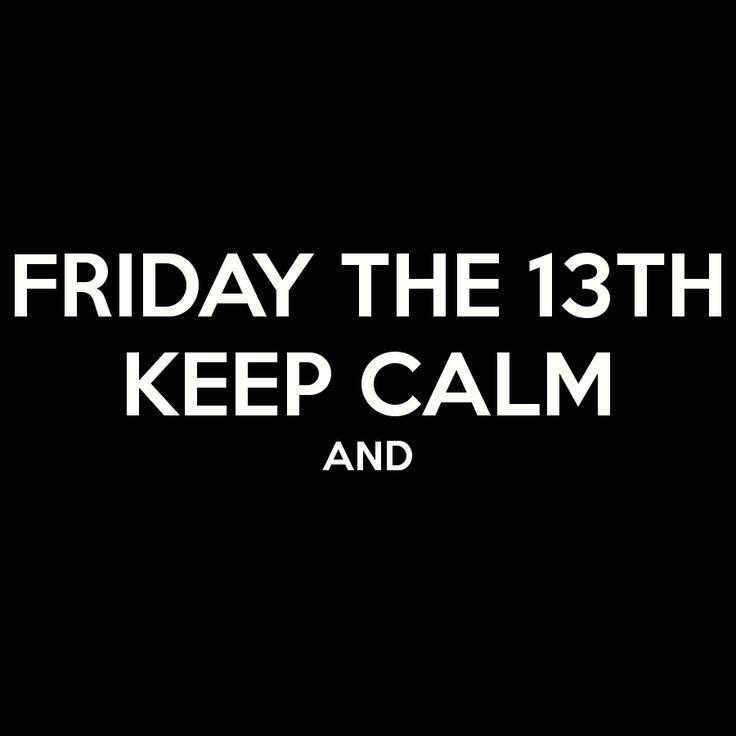Pix For > Friday The 13th Meme Guess What Day It Is | Too ...