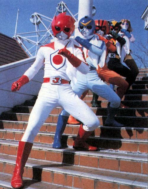 Battle Fever J バトルフィーバーJ