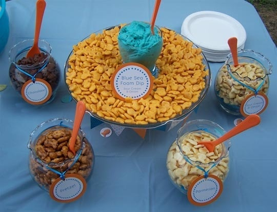 17 best Fish party images on Pinterest Birthdays Kids part and