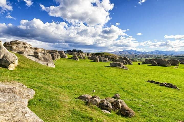 Elephant Rocks, Duntroon, North Otago by Celia Mendes (Please give the photographer the credit if you repin)