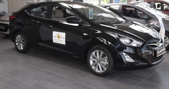 Hyundai Elantra 1,6 benzyna (132KM) wersja Comfort http://hyundai.lubin.pl/oferta/hyundai-elantra/27