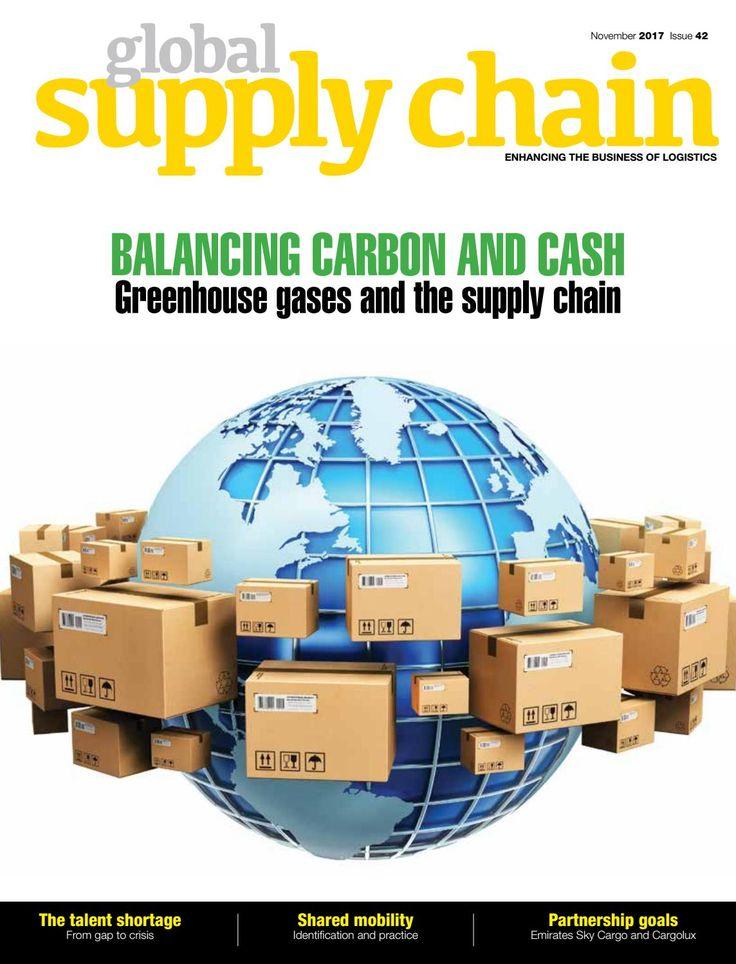Global Supply Chain November 2017 Issue