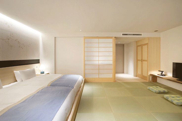 7 Things from Japanese Culture Illustrated in a Hotel Room – Fubiz Media