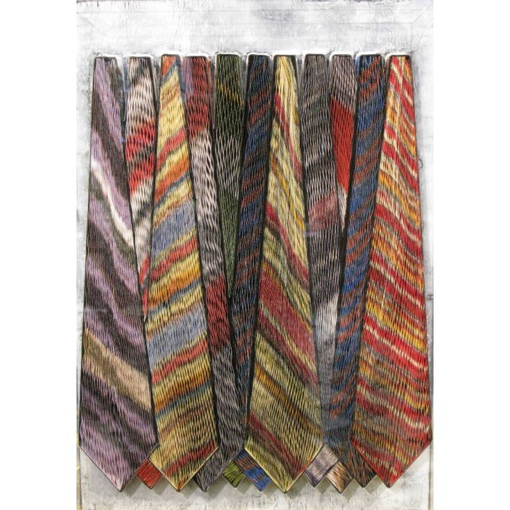 "Pavlos Dionyssopoulos (1930).        ""Ties"", 2001. Paper in plexiglass.  Dimensions: 80X60 cm  By Stoa Antiques"