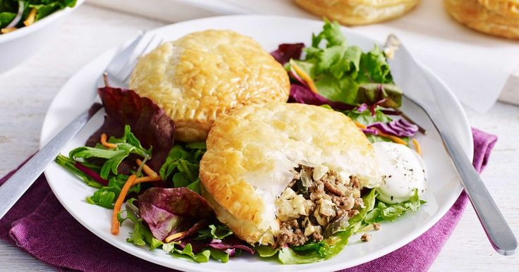 Create tasty parcels the whole family will love with this mince, fetta and eggplant combination.