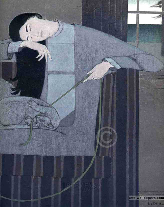 will barnet    (my cats are there for me when i'm down -- tena b)