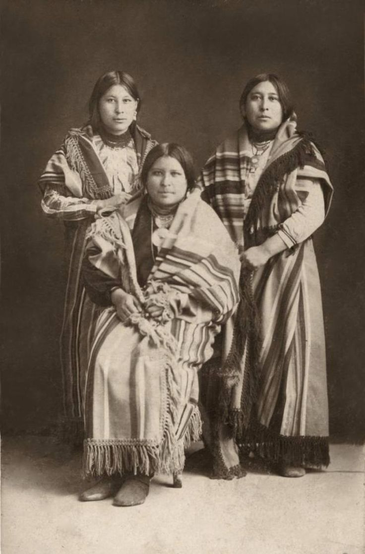 Rare Photos Show Members of the Osage Indian Tribe That Were Being Killed Off One-by-One After Oil Was Discovered Underneath Their Land