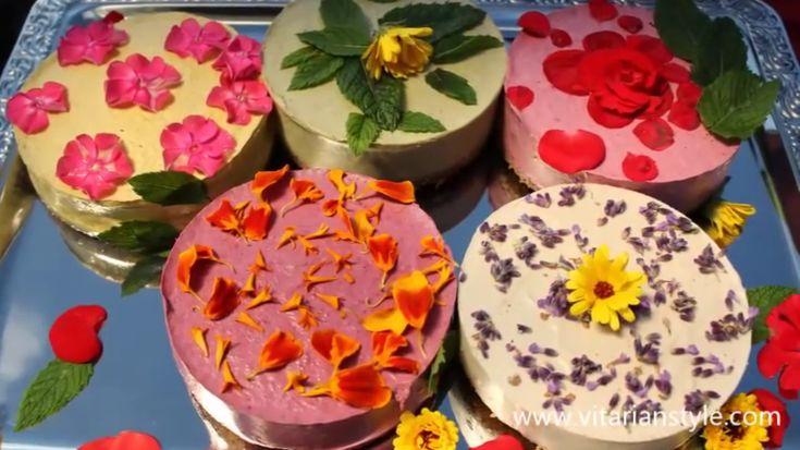 univerzální recept na RAW dort