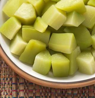 How To Prepare Chayote | The Latin Kitchen