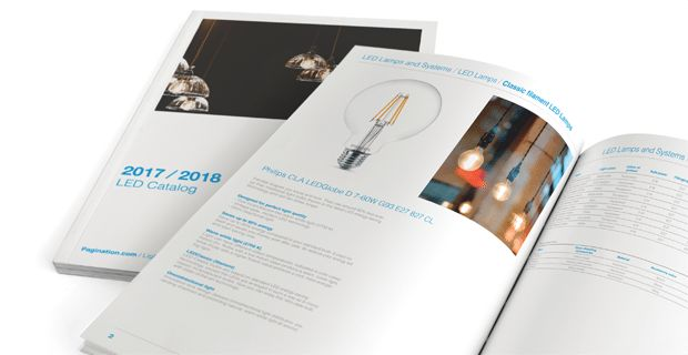 Our Graphic Designer advice to create an information intensive catalog