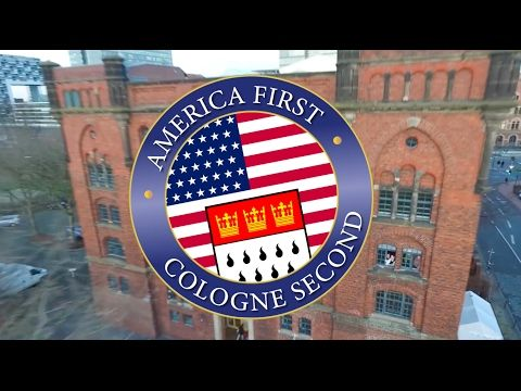 America first, Cologne second - that's true, believe me! | koeln.de