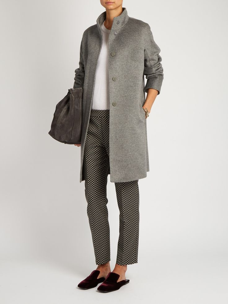 Melina coat | Max Mara Studio | MATCHESFASHION.COM