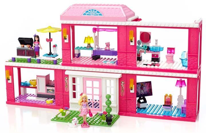 Lego rumah Barbie