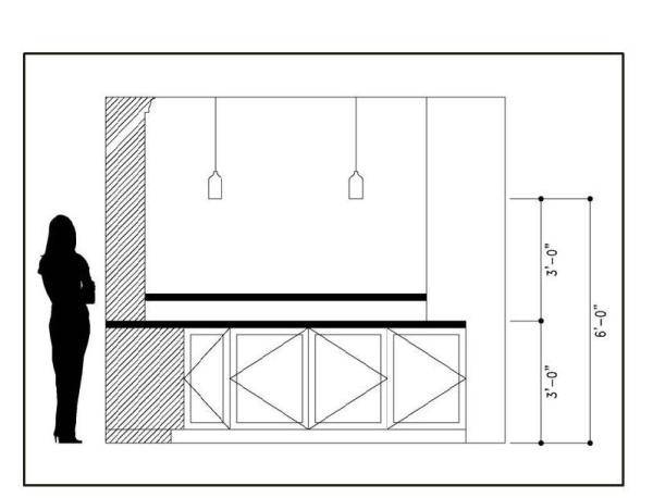 Kitchen Pendant Height Kitchen Pendants Should Be Hung 30