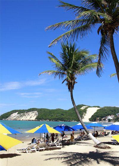 Blog de mundoluan :mundoluan.com, Praia de Ponta Negra (Natal RN)