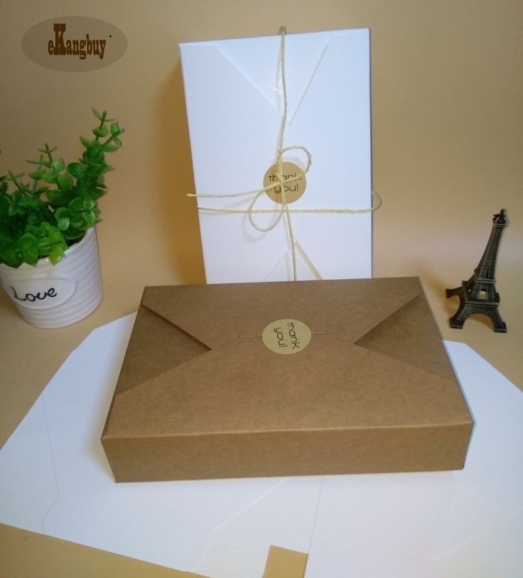 Купить товар20 шт./лот 19.5 см х 12.5 см х 4 см крафт бумага подарочная коробка тип конверт крафт картон коробки пакет для свадьбы пригласительных билетов в категории Украшения торта Поставкина AliExpress. бесплатная доставка 20 шт./лот cookie упаковки крафт-бумаги коробка подарочная коробка упаковка для выпечки 19.5 см х 12