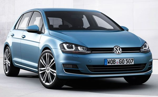 New Volkswagen Golf 7: The Most Popular VW Car | Review