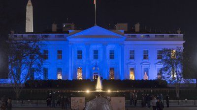 White House to be colored blue Sunday for autism awareness | Q13 FOX News